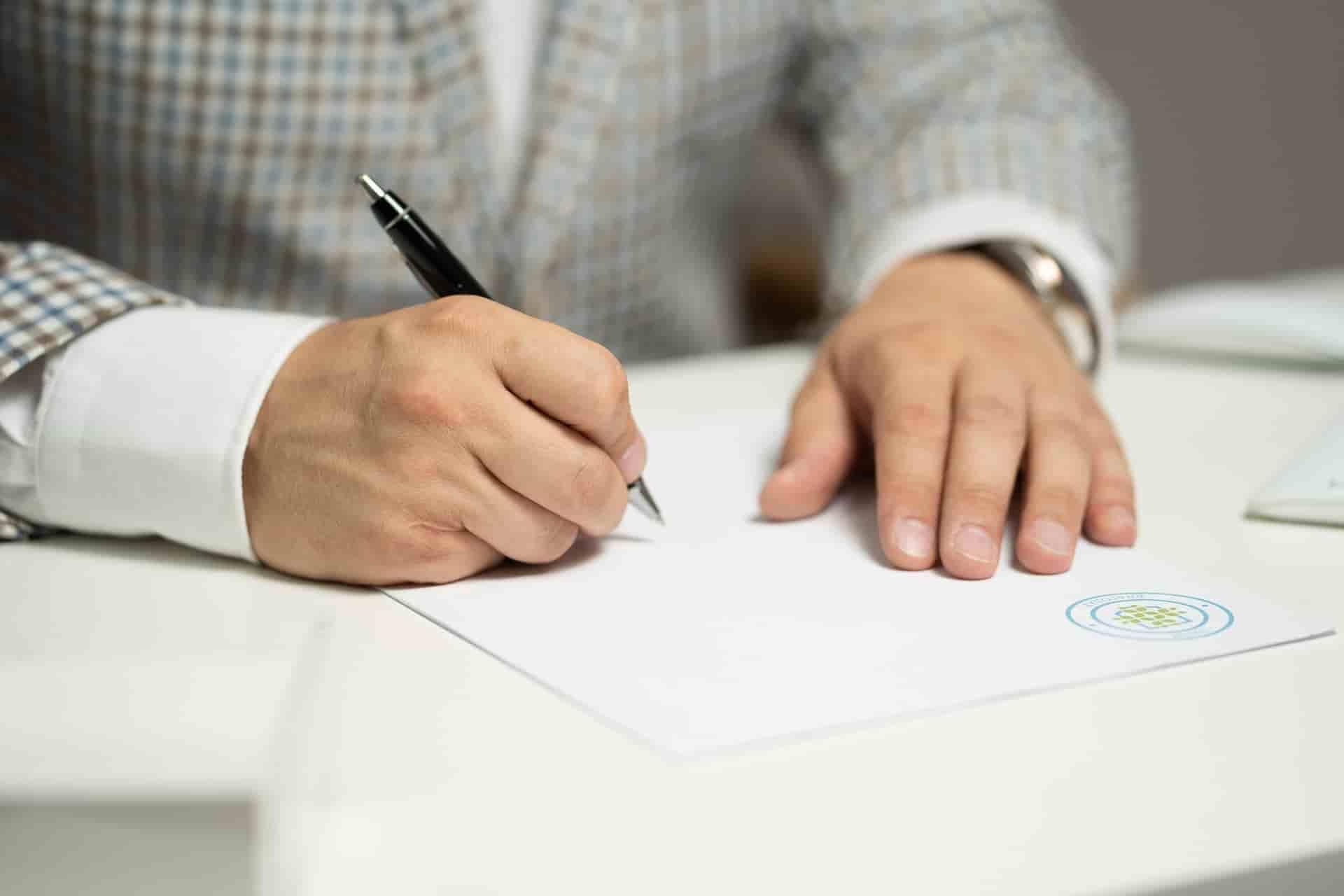 podpis badań